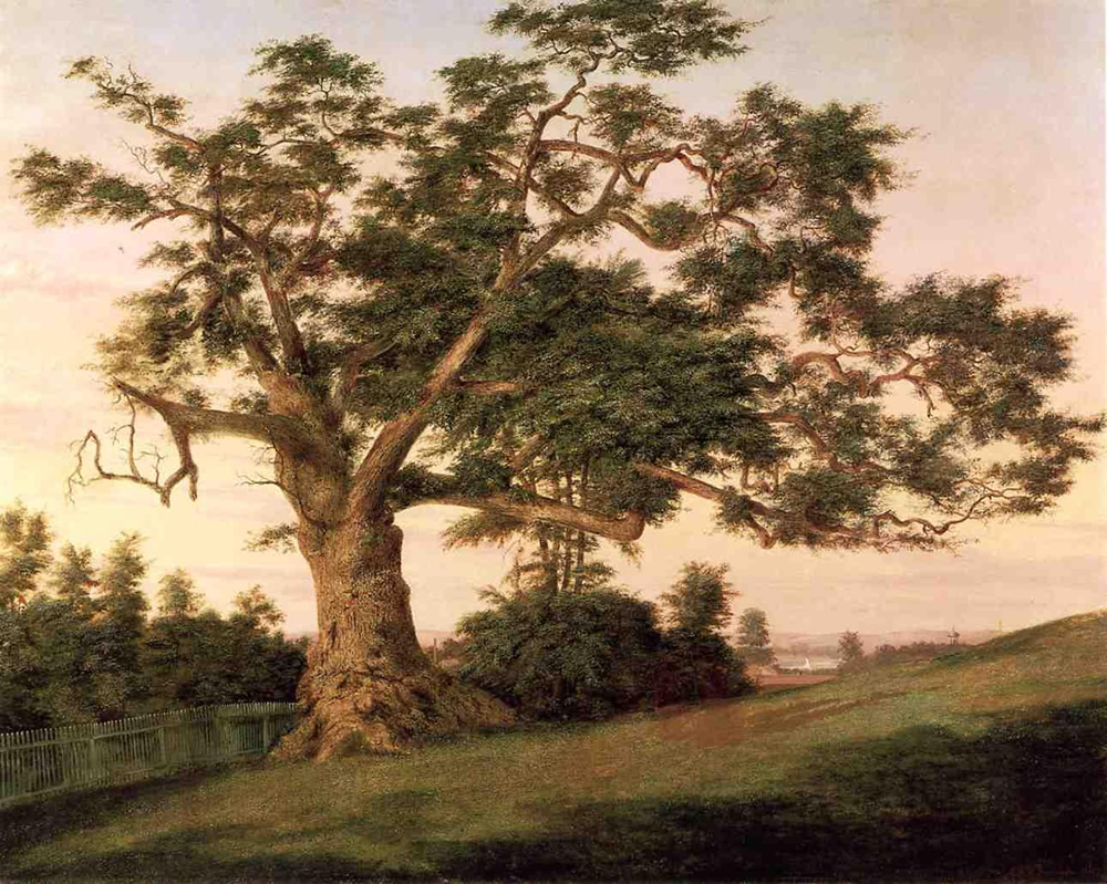 Charles De Wolf Brownell, The Charter Oak