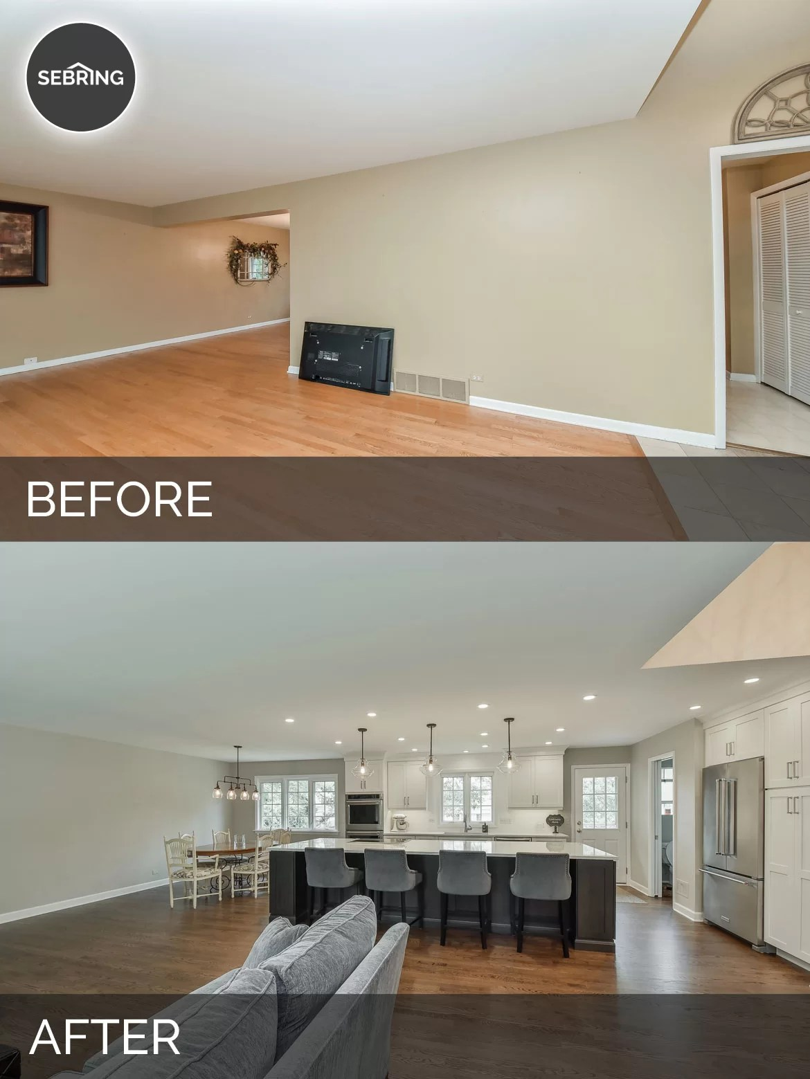 Dale Amp Tracey S Kitchen Before Amp After Pictures Home