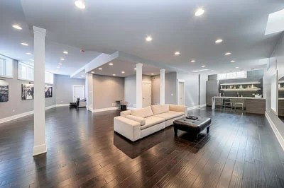 Sidd Amp Nishas Basement Remodel Pictures Home Remodeling Contractors Sebring Design Build