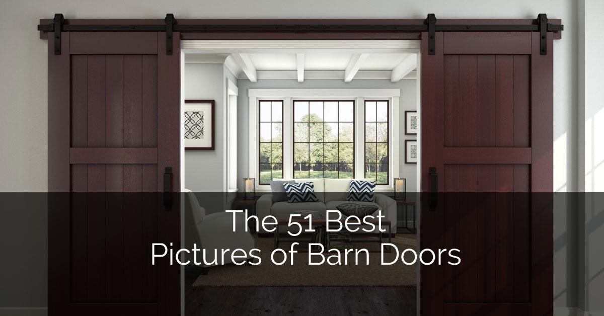 51 Awesome Sliding Barn Door Ideas