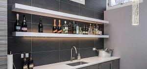 How to Choose The Best Under Cabi Lighting | Home Remodeling Contractors | Sebring Design Build