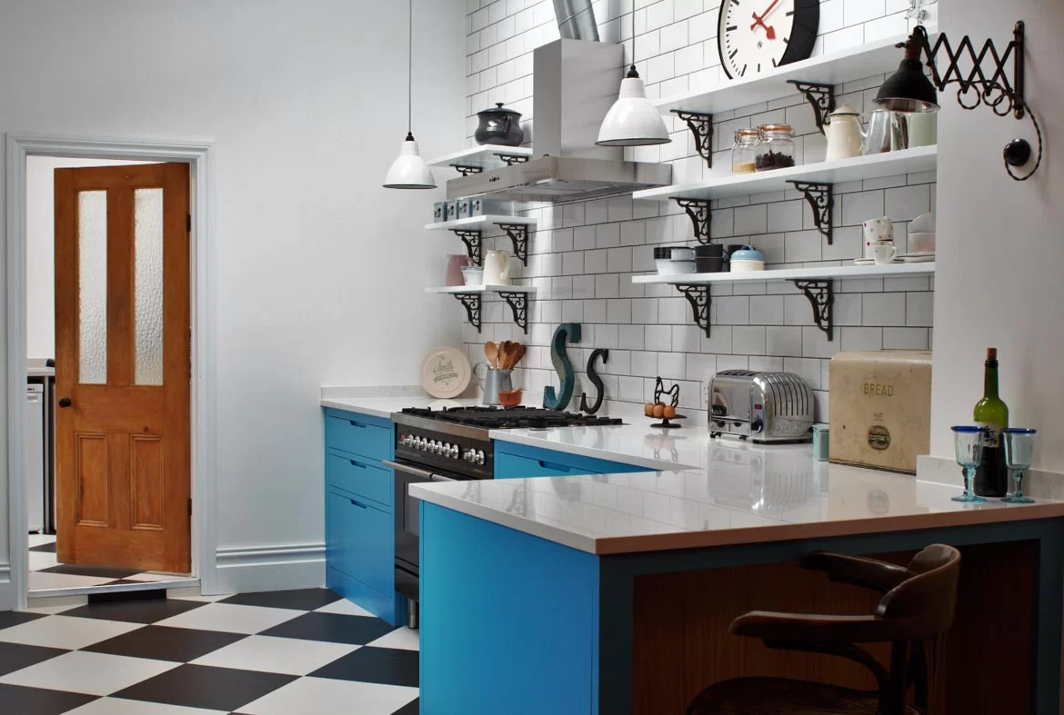 Design Trend Blue Kitchen Cabinets Amp 30 Ideas To Get You