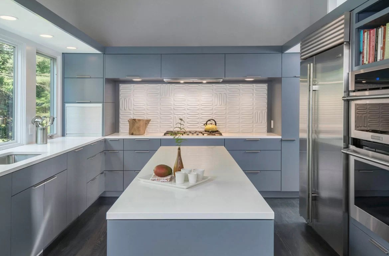 modern kitchen backsplash tile designs