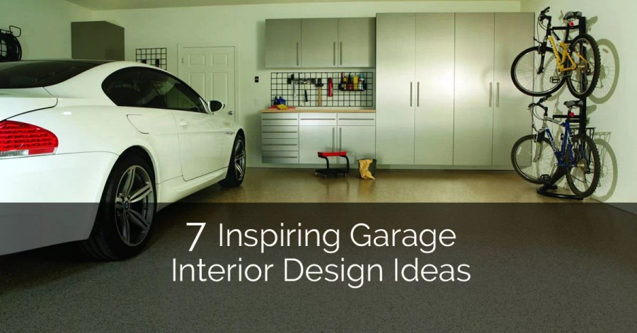 7 Inspiring Garage Interior Design Ideas   Home Remodeling     7 Inspiring Garage Interior Design Ideas   Home Remodeling Contractors    Sebring Design Build