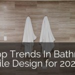 10 Top Trends In Bathroom Tile Design For 2020 Home Remodeling Contractors Sebring Design Build