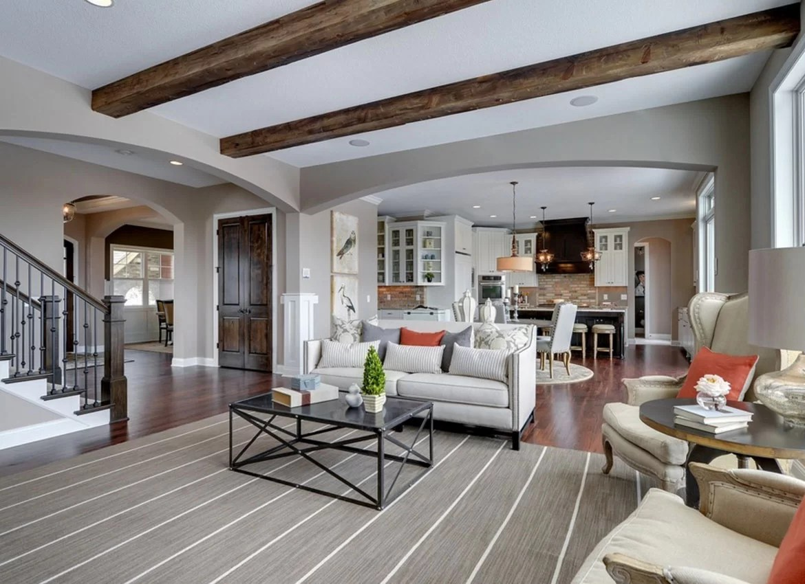 25 Exciting Design Ideas For Faux Wood Beams