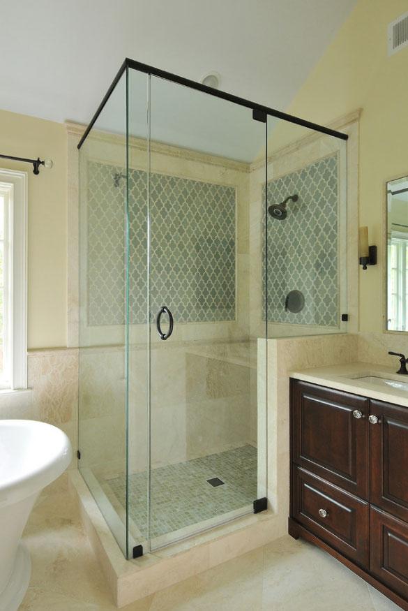 37 fantastic frameless glass shower