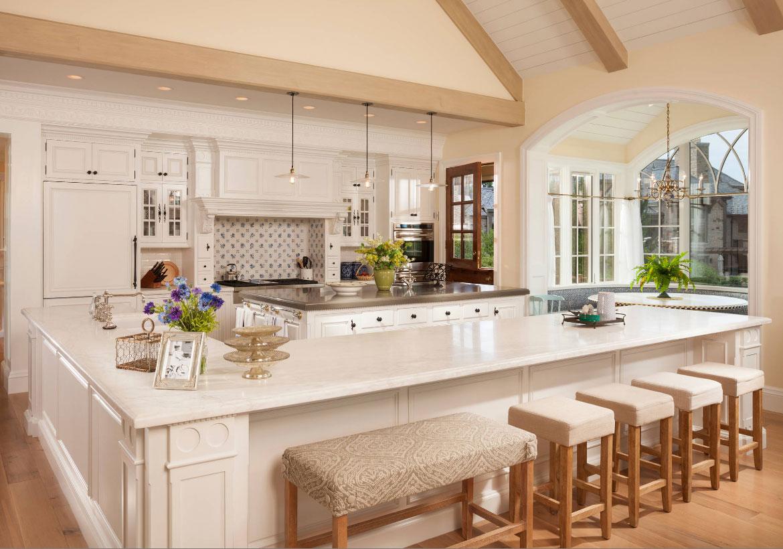 Designs Of Kitchen Islands