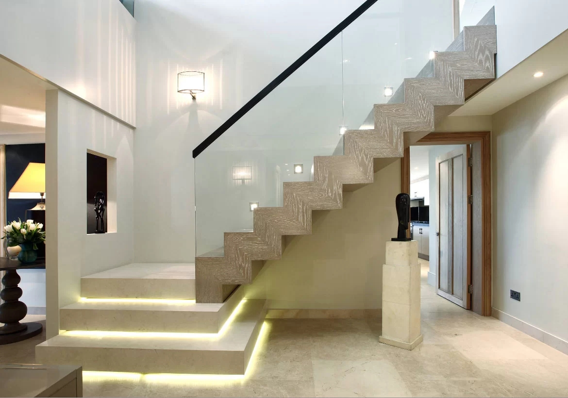 95 Ingenious Stairway Design Ideas For Your Staircase Remodel | Stair Design For Seniors | World's | Contemporary | Steel | Unique | Indoor