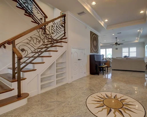 95 Ingenious Stairway Design Ideas For Your Staircase Remodel | Cost To Build Stairs To Basement | Spiral Staircase | Deck | Risers | Doors | Stair Treads
