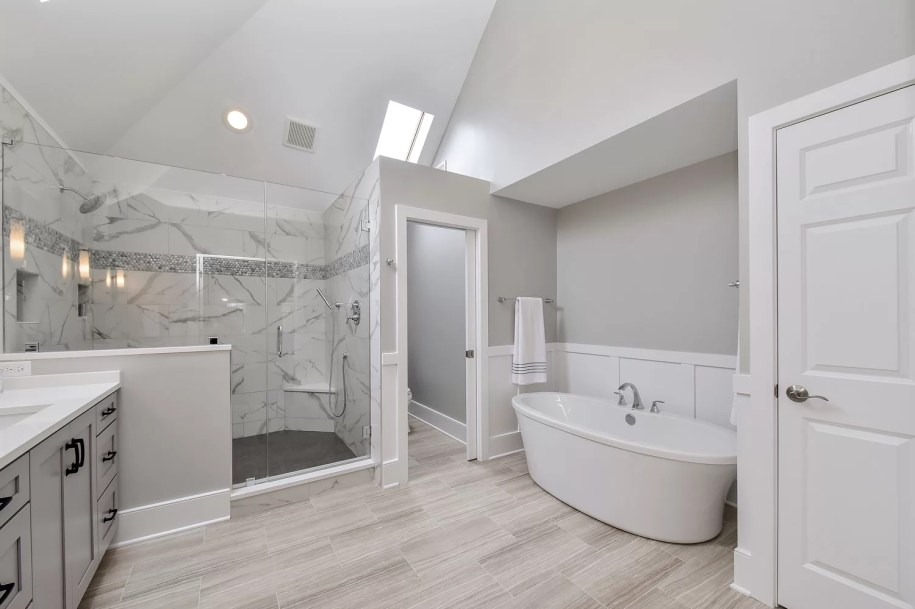 Sarah & Ray's Master Bathroom Remodel Pictures | Home ...