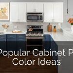 Kitchen Cabinet Colors Sebring Design Build