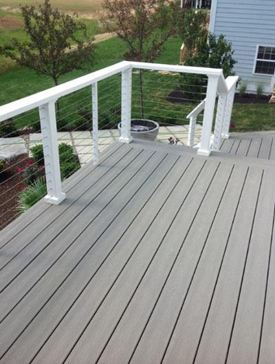35 Unique Deck Railing Ideas Sebring Design Build