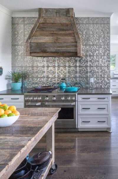 23 tin backsplash design ideas for your