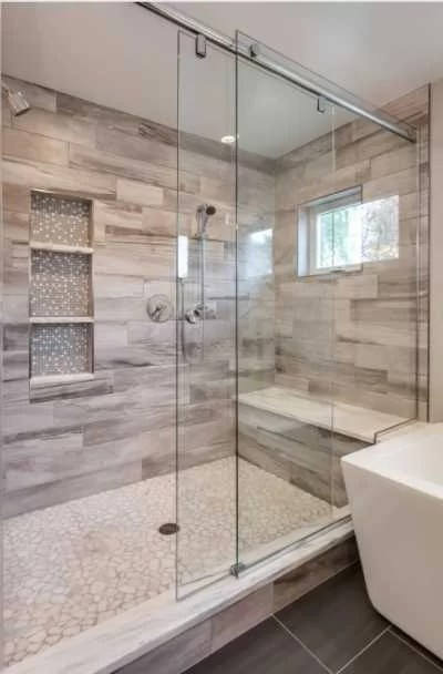 23 brown tile design ideas for your