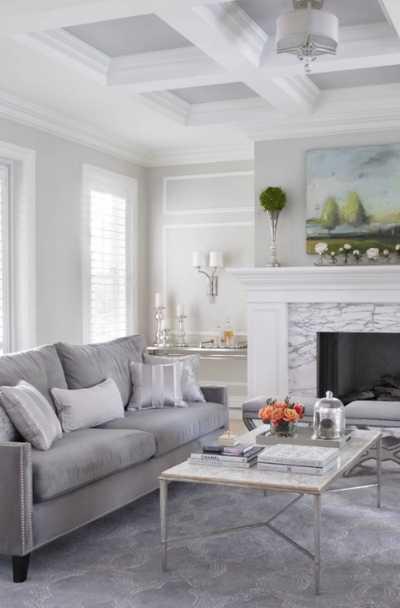 17 Gray Living Room Decor Ideas Sebring Design Build