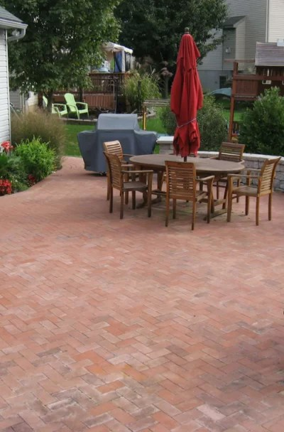 31 backyard brick patio design ideas