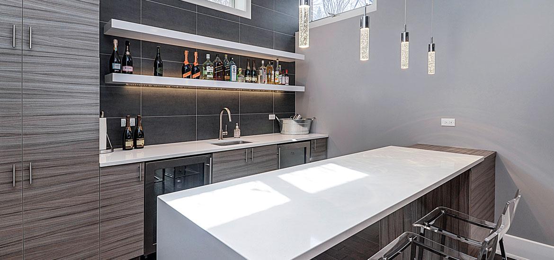 8 Top Trends In Basement Wet Bar Design For 2017