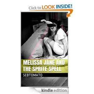 Melissa Jane and the Sprite Spell