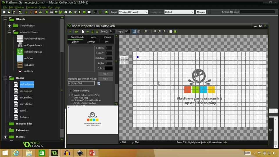 Creating 2d Games With Gamemaker Advanced Techniques 05