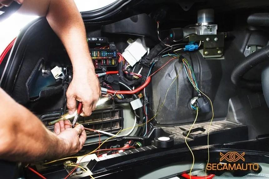 Instalação Elétrica para Automóveis