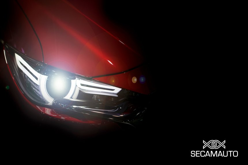 iluminação auto