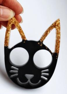 The Fearless Kitty Cat (M - BG)
