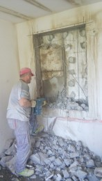 secenje betona usitnjavanje