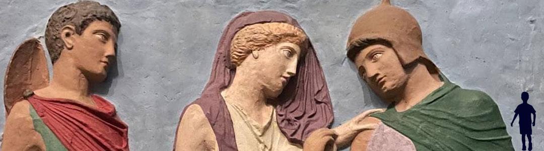 photo de dieux romains symbolisant le fétichisme
