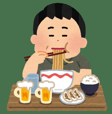 syokuji_tabesugi_man.png