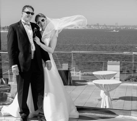 wedding,lowes coronado hotel