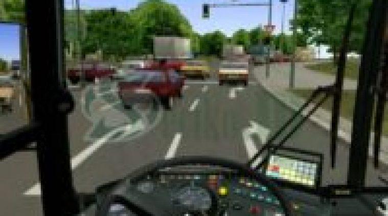 Game Simulasi Bus Android - bus simulator 2015