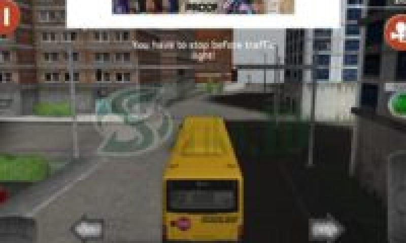 Game Simulasi Bus Android - Public transport simulator
