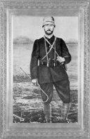Mustafa Kemal, Trablusgarp Harbi'nde Derne'de (Libya, 1912)