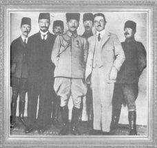 Erzurum Kongresi toplanıyor (1919)