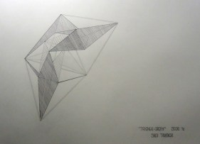 Final drawing of Trianglearchy - Complete