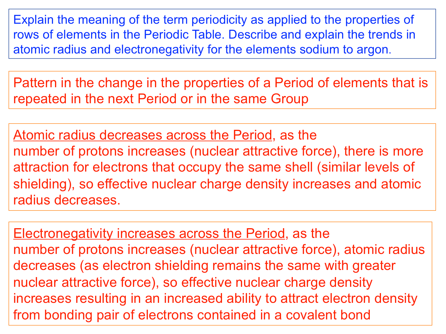 Physical Properties Of Period 3 Elements