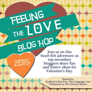 Feeling The Love February 2015 Blog Hop