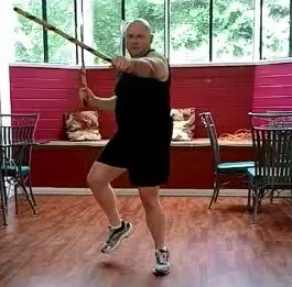 Repetitive Mirrored Movements using Modern Arnis