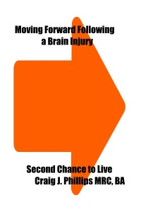 Finished eBook Cover Moving Forward Following a Brain Injury eBook