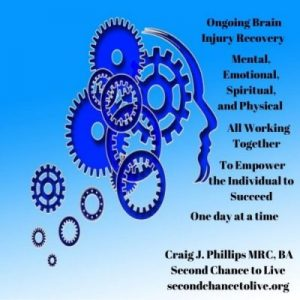 Second Chance to Live 12 eBooks for Ongoing Brain Injury Recovery