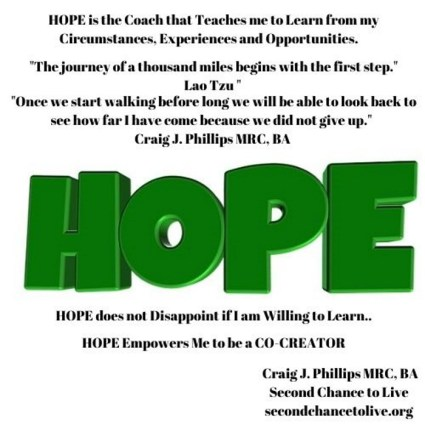 """Second Chance to Live and the Cleveland Clinic Rehabilitation Hospital """"Creating Hope"""" Zoom Presentation"""