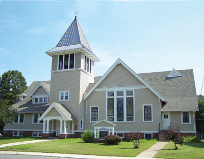 Contact Us - 2nd Congregational Church
