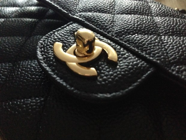 Chanel - Close up using my iPhone