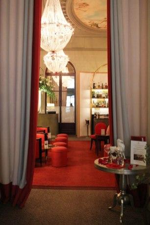 The bar at the Hotel Carlton