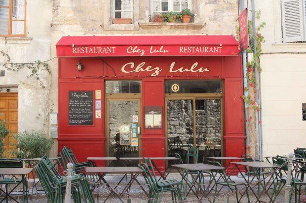 Avignon Chez Lulu