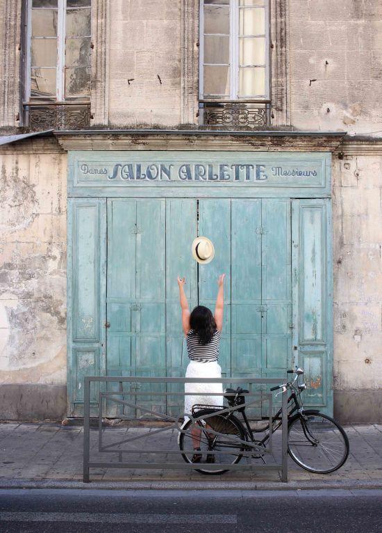 Avignon Salon Arlette