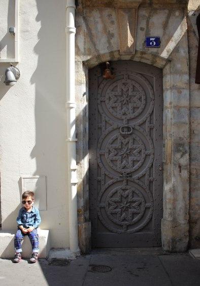 So many doors in Lyon