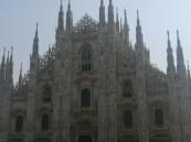 Train travel in Europe: Milan