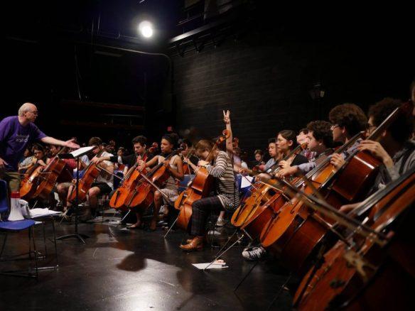 NU Cello Ensemble